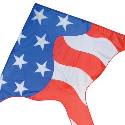 7 ft. Sky Delta Kite - Patriotic