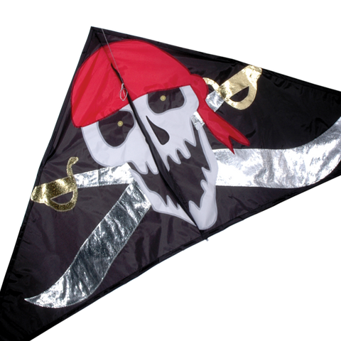 56 in. Delta Kite - Cutlass Pirate