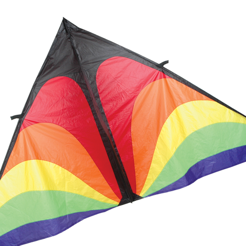 11 ft. Delta Kite - Rainbow Fountain