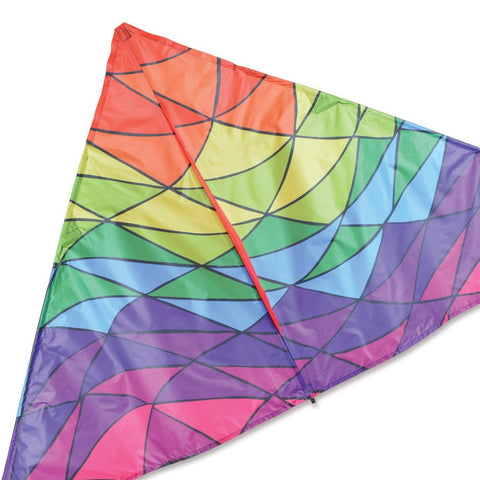 X-Delta Kite - Rainbow Triangles