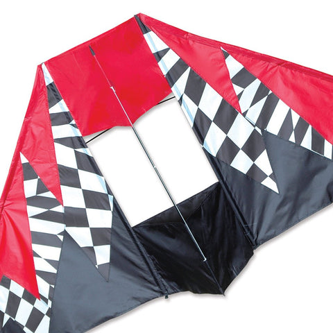 6.5 ft. Box Delta Kite - Opt-Art