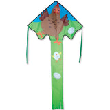 Lg. Easy Flyer Kite - Gladys Hen