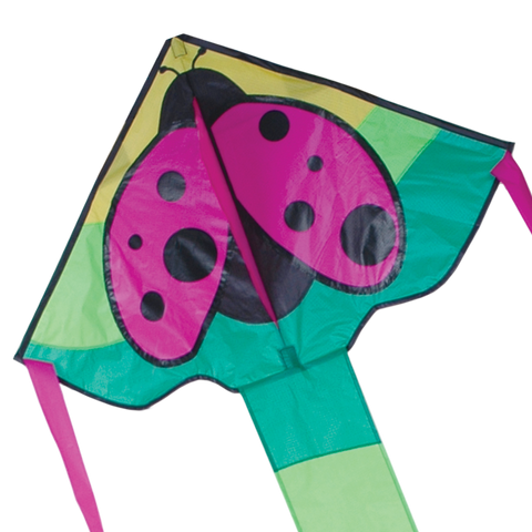 Regular Easy Flyer Kite - Ladybug