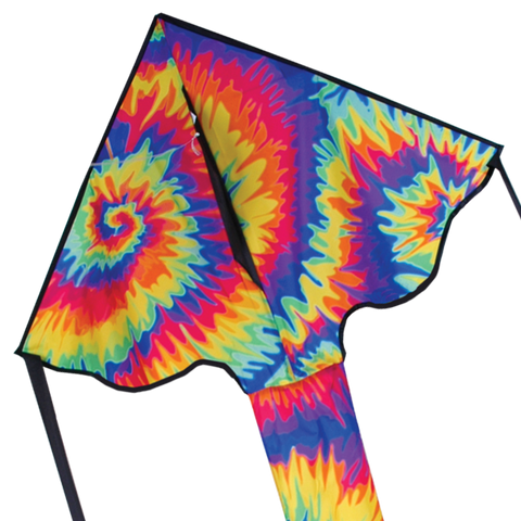 Regular Easy Flyer Kite - Tie Dye
