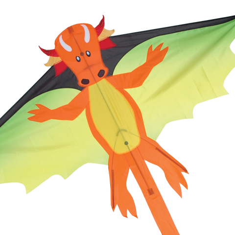 Flying Dragon Kite