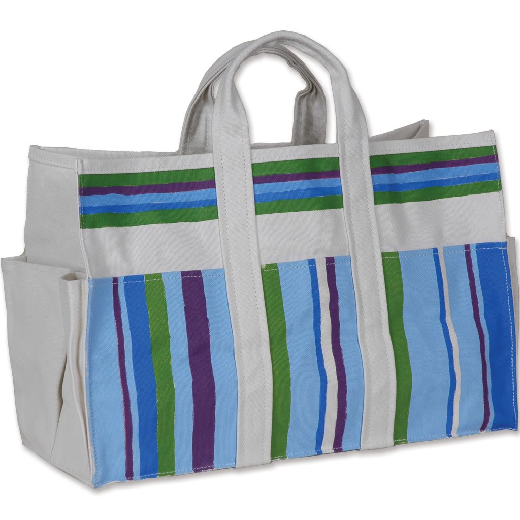 Canvas Tote Bag & Gloves - Cool