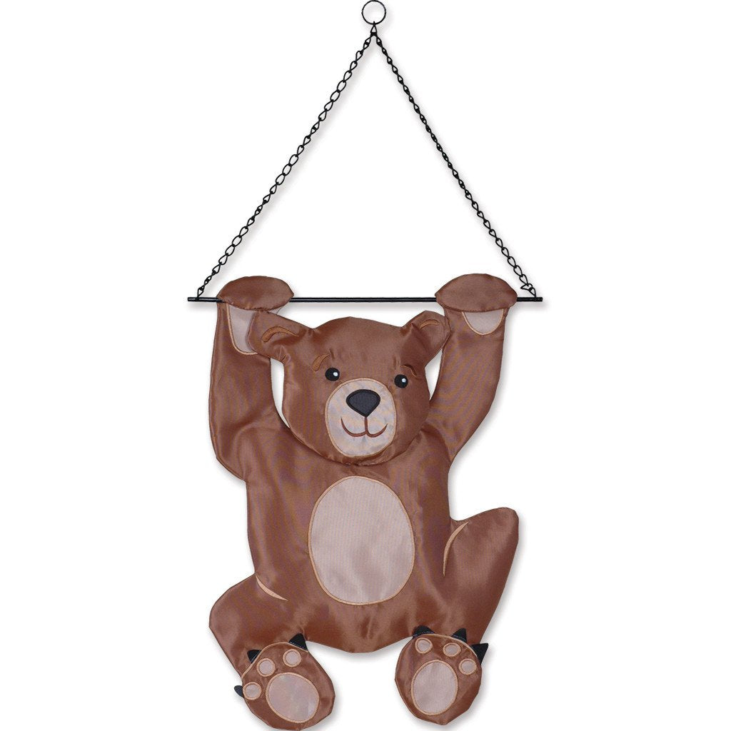 Garden Swinger - Baby Brown Bear