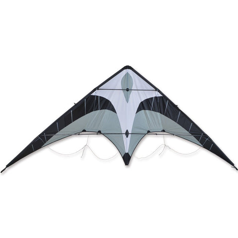 Widow NG Sport Kite Special - Black & Grey