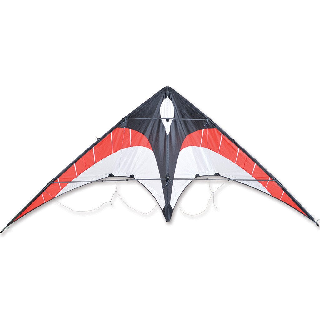 Widow NG Sport Kite Special - Red & White