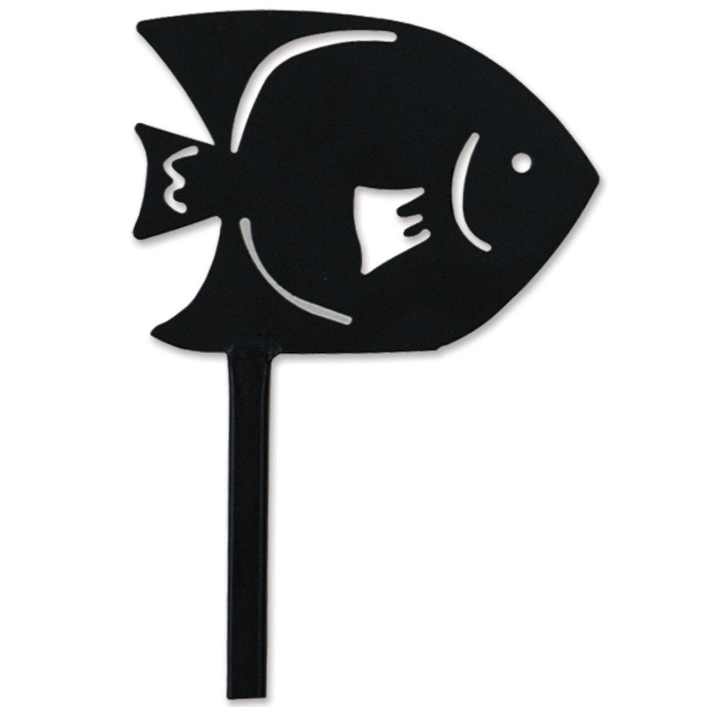 Fish Flag Finial