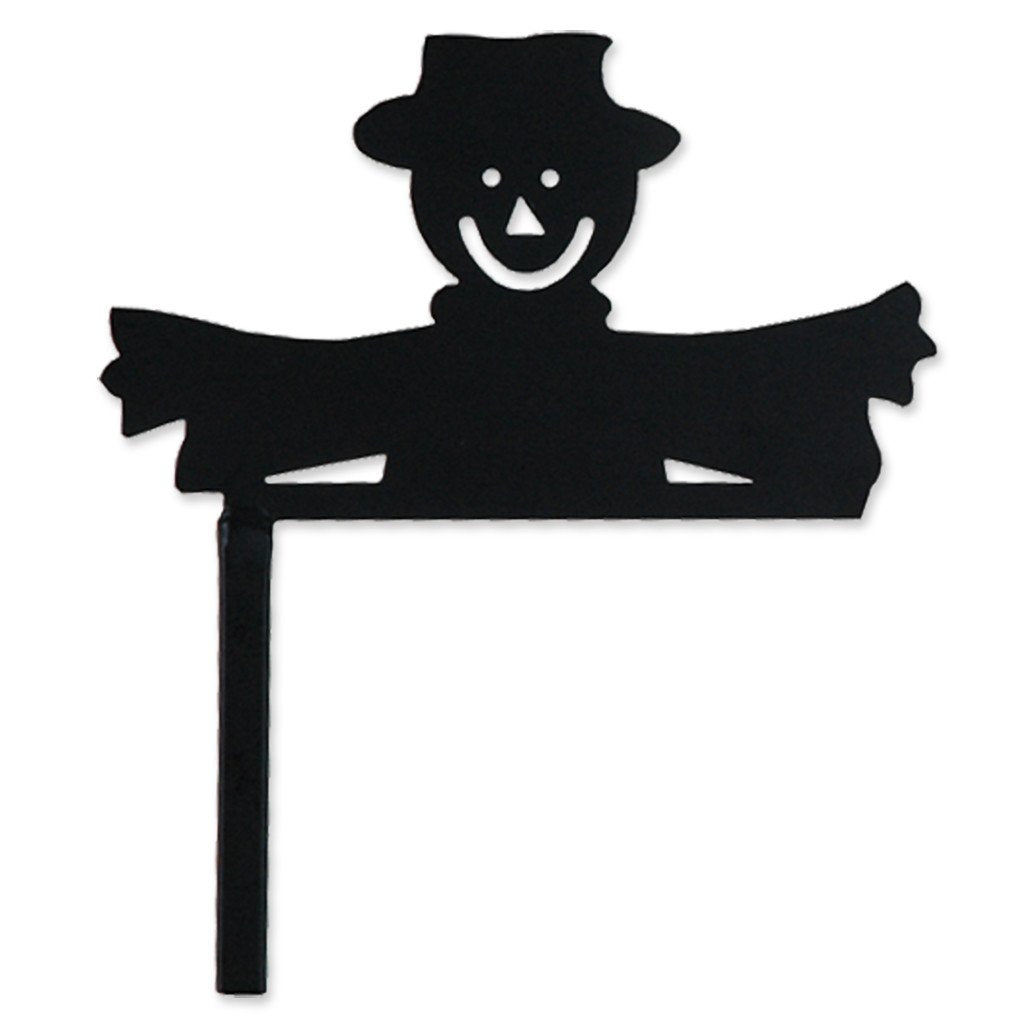 Scarecrow Flag Finial