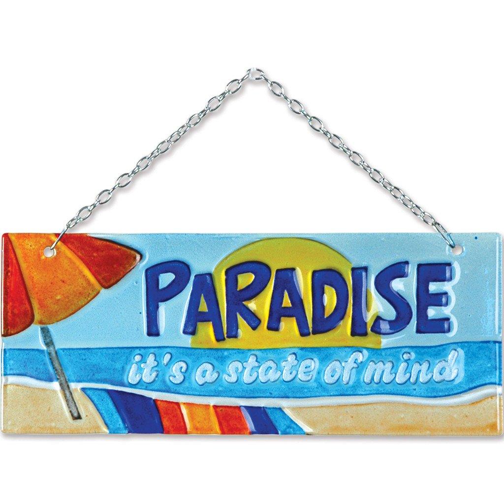 Glass Expression - Paradise