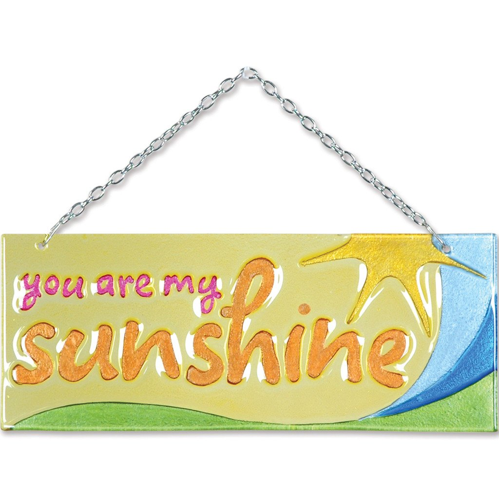 Glass Expression - My Sunshine