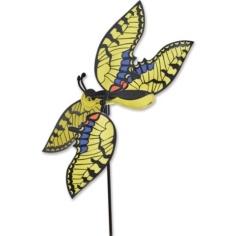 WhirliGig Spinner - 21 in. Swallowtail Butterfly