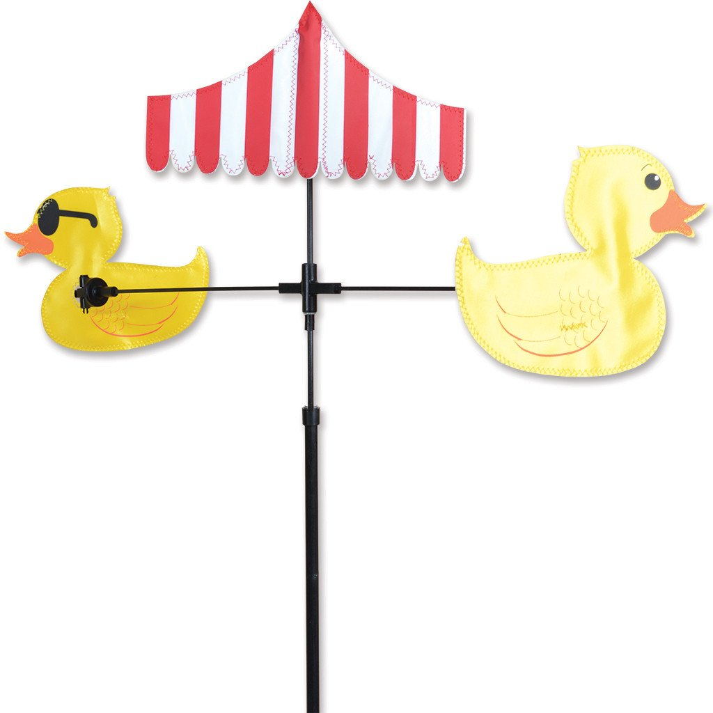 Single Carousel Spinner -  Ducks