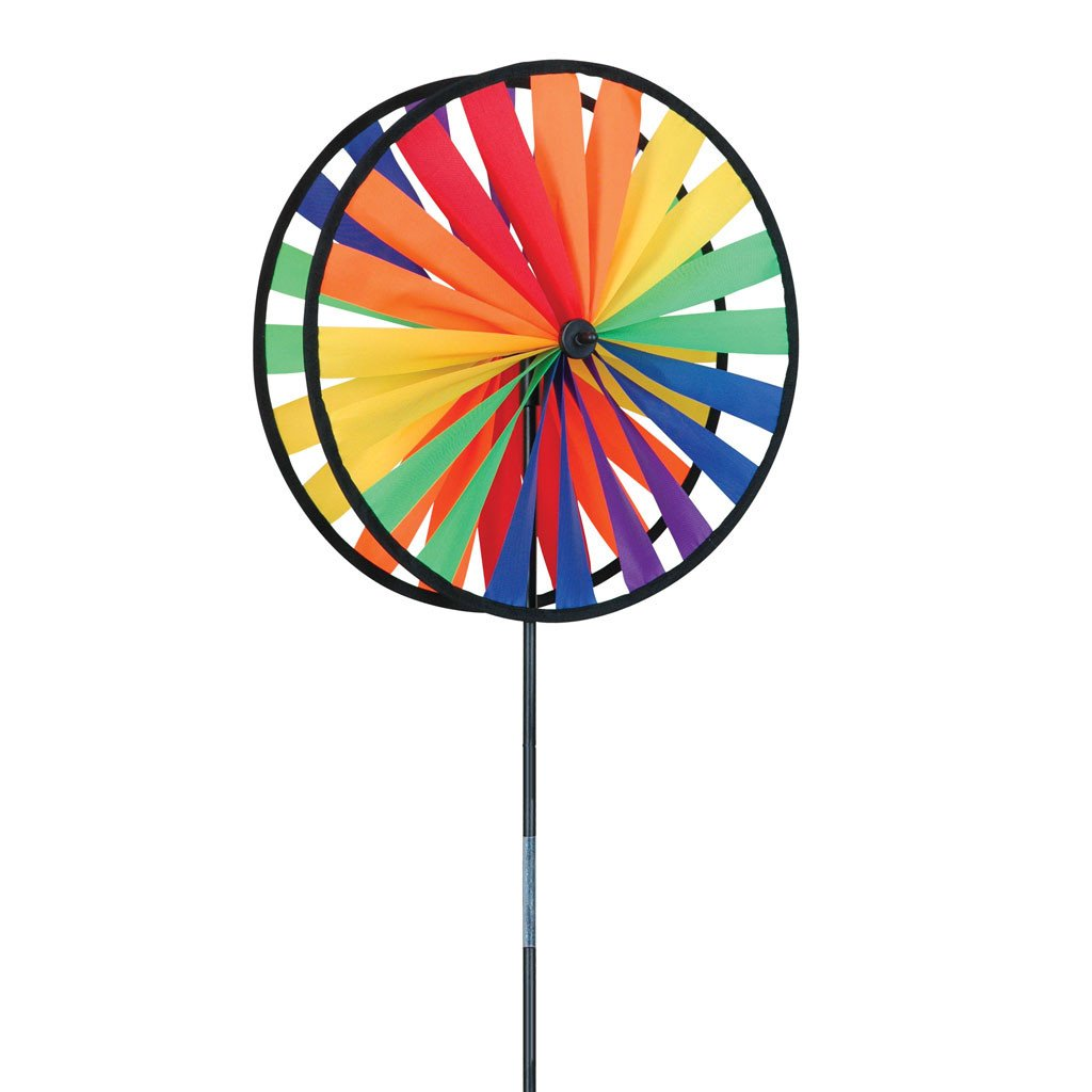 Rainbow Double Wheel Spinner (Bold Innovations)