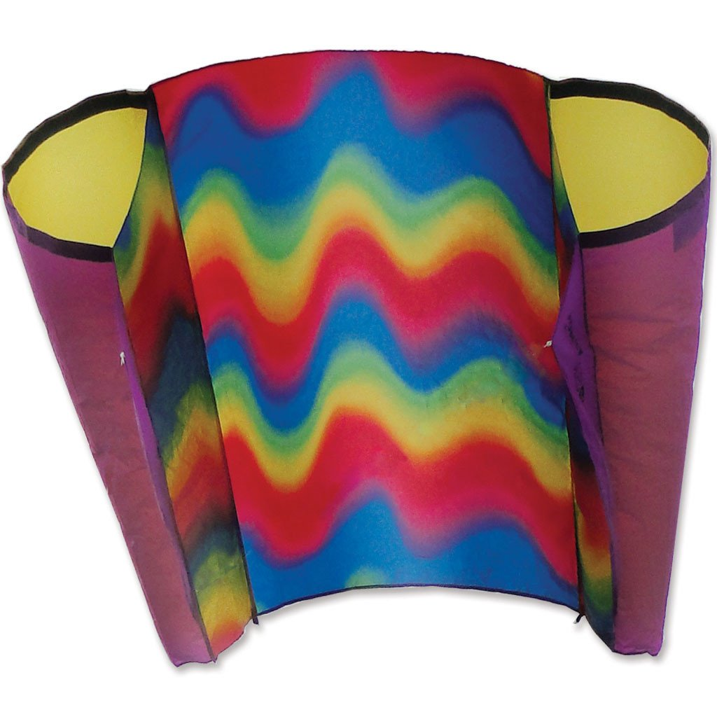 Power Sled 14 Kite - Wavy Gradient