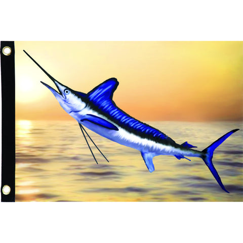 Seafarer Flag - White Marlin