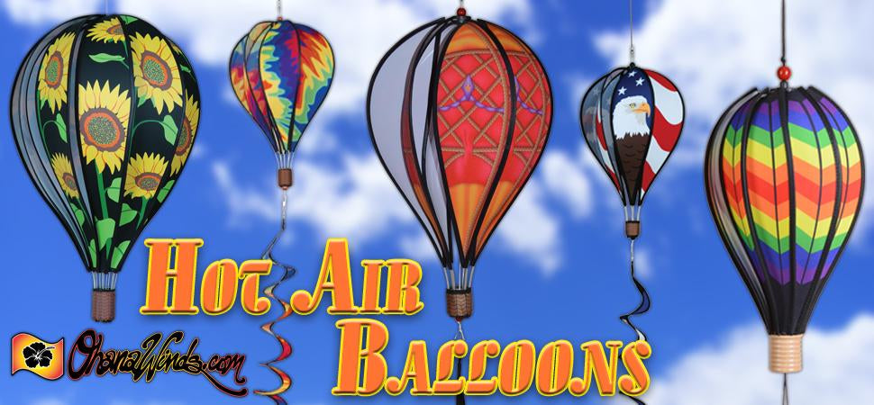 Hot Air Balloon Spinners