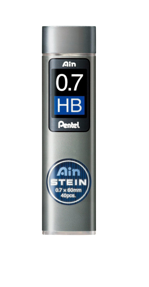 Pentel Ain Stein Lead 0.7 Mm - Hb C277-Hb - Vulpotlood Stift 0.7Mm Ain Stein