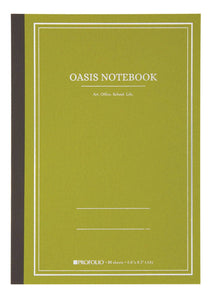 Itoya Oasis Notebook A5