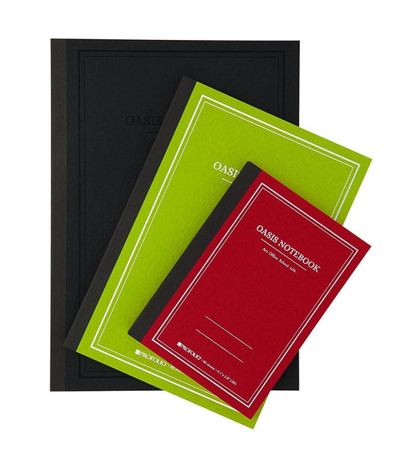 Itoya Oasis Notebook A6 - Notebook