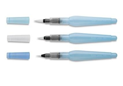 Pentel Xfrh Water Brush - Aquarel Brush