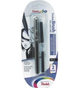 Pentel Xgfkp Pocket Brush - Pocket Brush