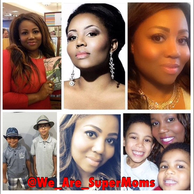 WE ARE SUPERMOMS™ Features Janét