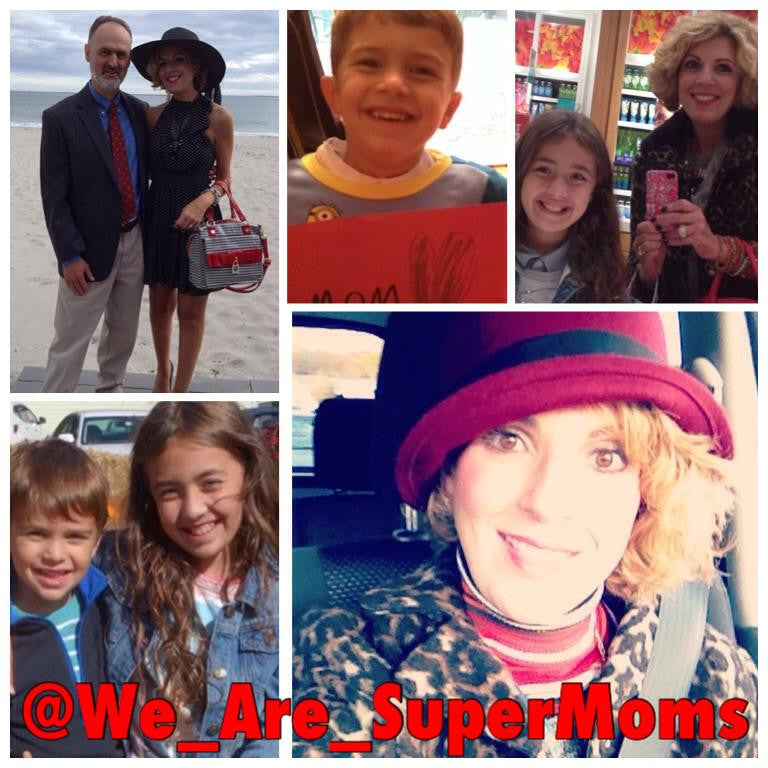 WE ARE SUPERMOMS™ Features Jennifer
