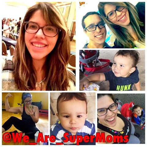 WE ARE SUPERMOMS™ Features Camila (of Aguada, Puerto Rico)