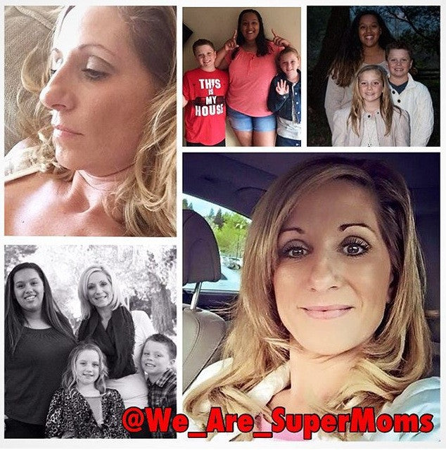 WE ARE SUPERMOMS™  Features Shelby
