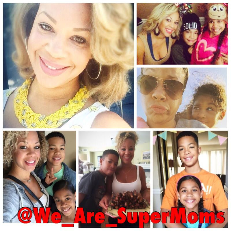 WE ARE SUPERMOMS™ features Tirzah