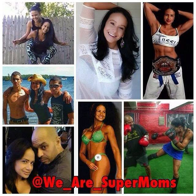 WE ARE SUPERMOMS™ Features Tisha