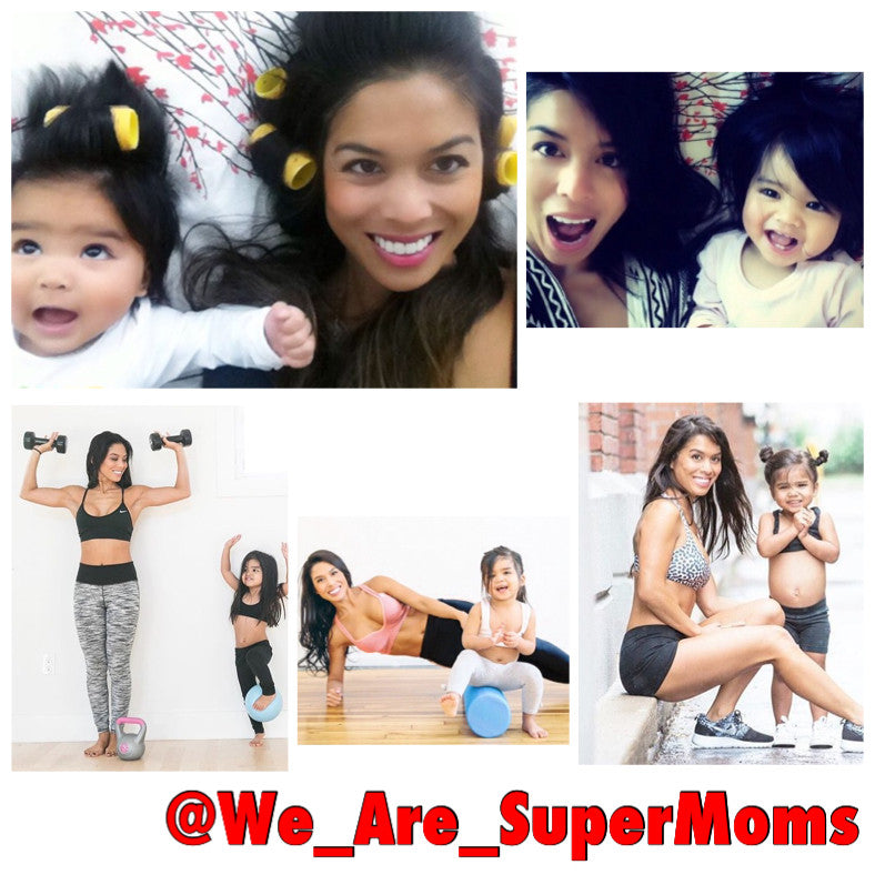 WE ARE SUPERMOMS™ Features Trisha of Toronto, Canada