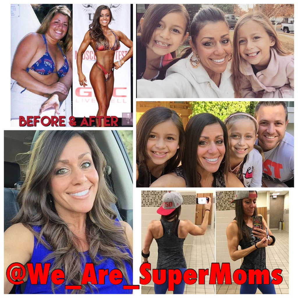 WE ARE SUPERMOMS™ Features Danitza