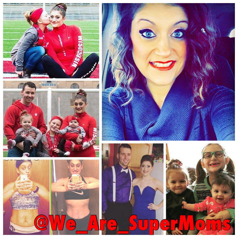 WE ARE SUPERMOMS™ Features Lindsey