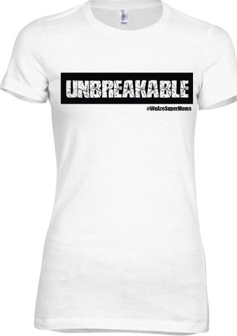 UNBREAKABLE - (WHITE)