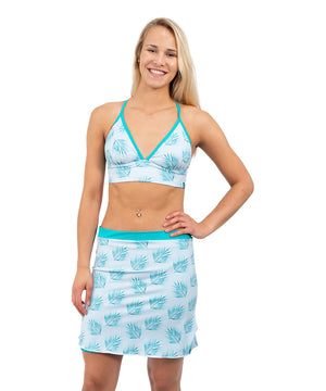 Eve Reversible Swim Skirt