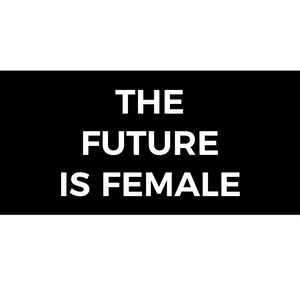 Future is Female Vinyl Sticker