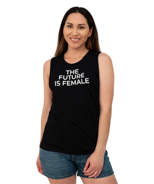 Future is Female Graphic Tank