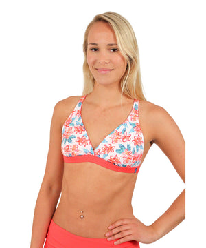 Hannah Reversible Swim Top