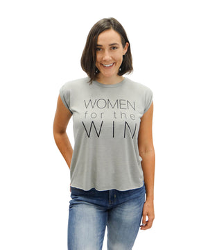 Women for the Win Graphic Tee