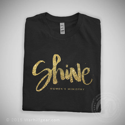 Women's Ministry SHINE T-Shirt