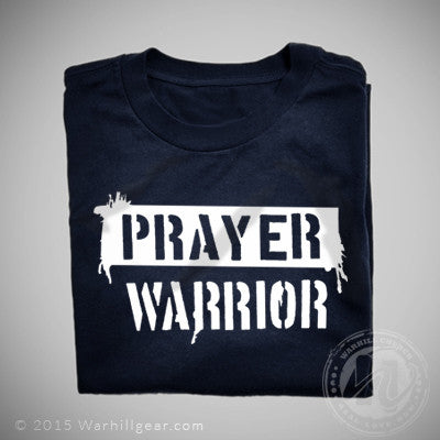 Youth Prayer Warrior T-Shirt