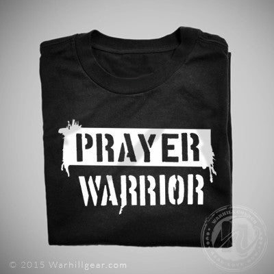 Men's Prayer Warrior T-Shirt