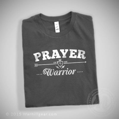 Women's Prayer Warrior T-Shirt
