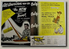 Original 50's Advertisement