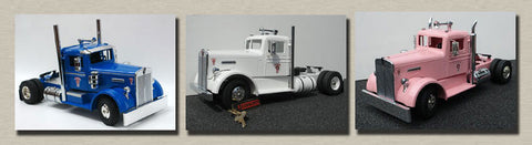 21st Kenworth Limited Edition issued by the All American Toy Co. (CLOSED EDITION)