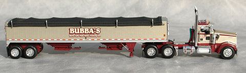 Bubba 1/64 Scale #3 Hopper Bottom Truck (CLOSED EDITION)